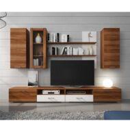 CONDOR NEW - egyszerűen nagyszerű nappali - Szilva + Fehér
