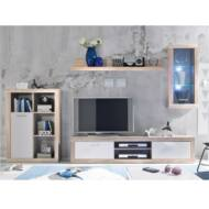 CARACAS - fiatalos modern nappali, LED világítással