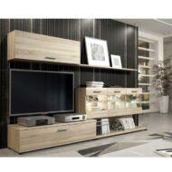 Murat a megfizethető modern nappali bútor sonoma tölgy színben