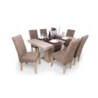 Berta szék flóra asztal sonoma világos világos barna