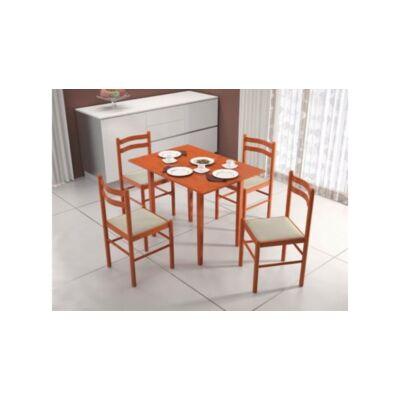 Fiona konyhai étkező 4 szék 1 asztal
