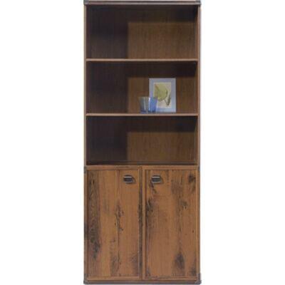 Indiana JREG2DO 80 polcos szekrény