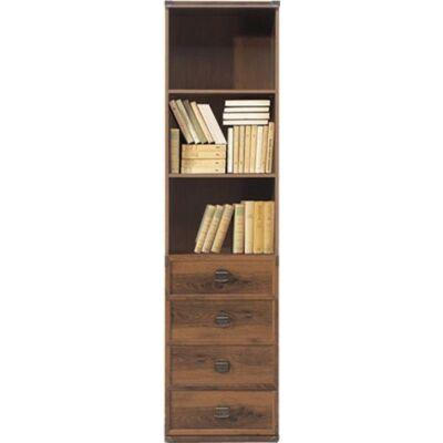 Indiana JREG4SO 50 polcos szekrény