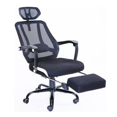 T-Irodai szék, fekete, SIDRO