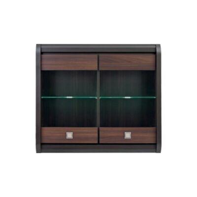 3 Loren SFW2W modern vitrines faliszekrény LED világítással