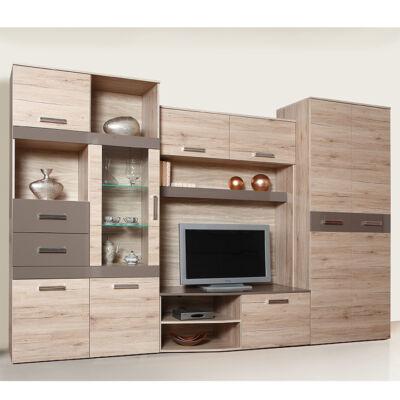 Assor modern szekrénysor ami jól pakolható