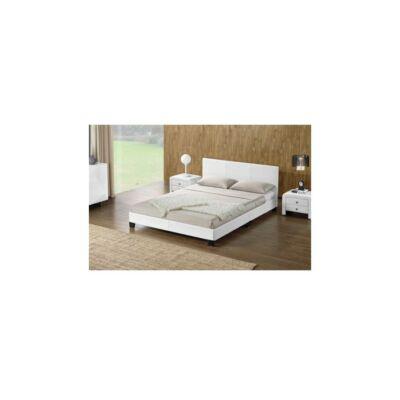 Daneta fehér 180x200-as franciaágy keret