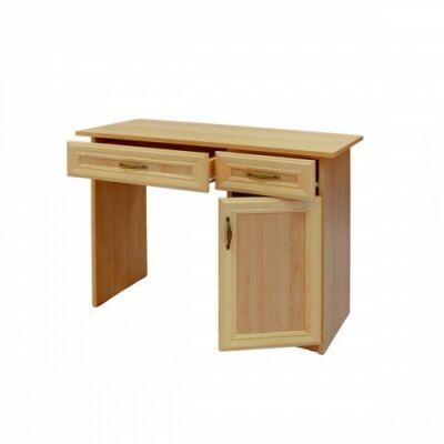 Duplafiókos íróasztal Betétes