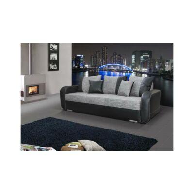 FERO kanapé fekete - szürke