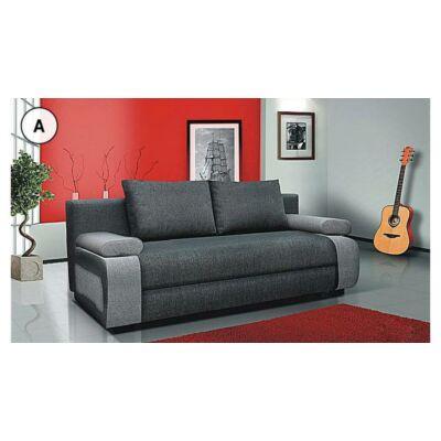 Ines kanapé (szövet szürke szürke)