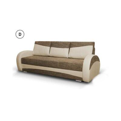MARA kanapé barna - bézs