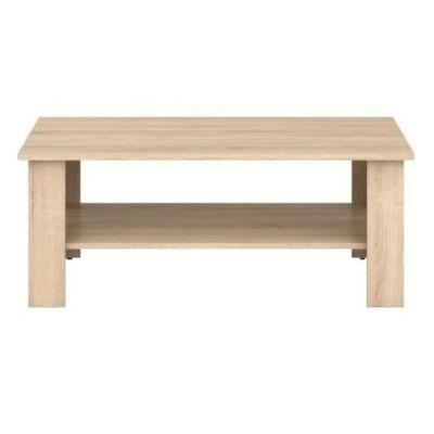 Nepo system elemes bútorcsalád Nepo LAW 115 dohányzó asztal sonoma tölgy