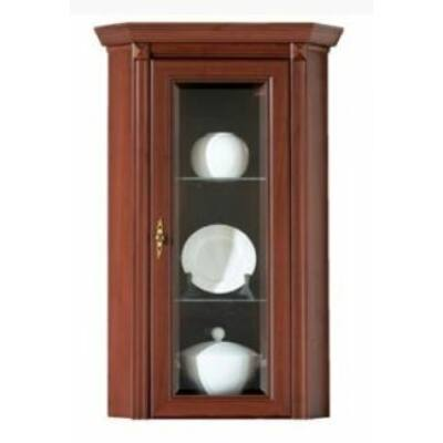 Stylius klasszikus elemes bútor NNAD1WN sarok vitrines rátét