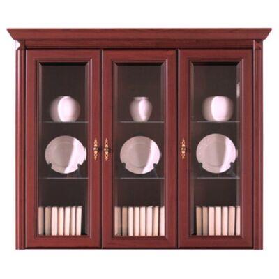 Stylius klasszikus elemes bútor NNAD 3W vitrines rátét