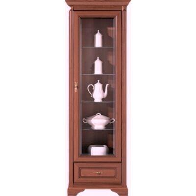 Stylius klasszikus elemes bútor NWIT1D L/P vitrines magas szekrény