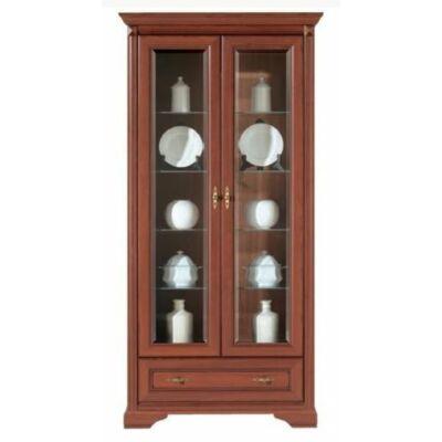 Stylius klasszikus elemes bútor NWIT2D1S vitrines tálaló